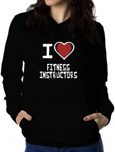 sudadera i love fitness