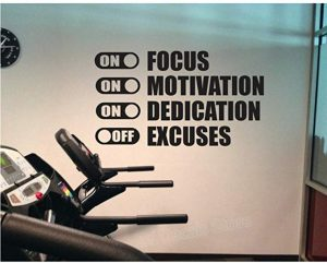 vinilo focus motivation