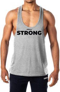 camiseta hombre strong