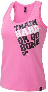 mujer train hard