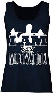 camiseta mujer motivation