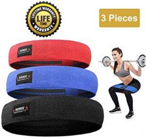 Bandas Elasticas Fitness Glúteos