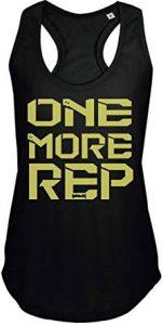 camiseta one more rep