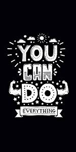 Toalla You can do everything