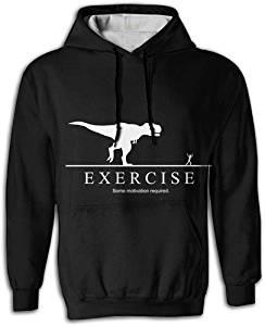 sudadera ejercicio