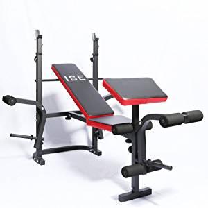 Banco de Musculación Multifuncional