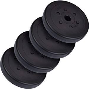 discos de pesas para barra
