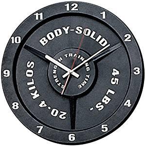 reloj pared frase gym