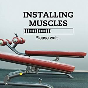 vinilo muscles