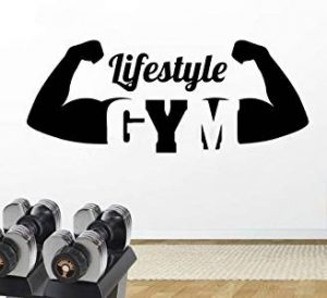 vinilo lifestyle gym