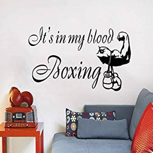 vinilo boxing