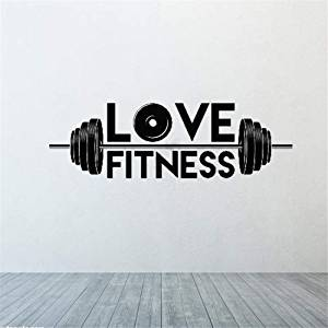vinilo love fitness