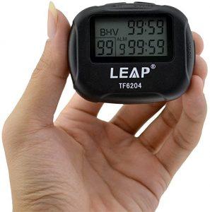 LCD Digital Pantalla grande alarma temporizador de intervalos