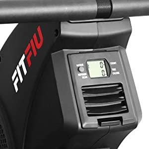 FITFIU Fitness RA-100 Máquina de Remo para casa 11