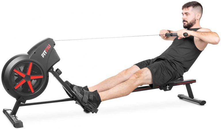 FITFIU Fitness RA-100 Máquina de Remo para casa 3